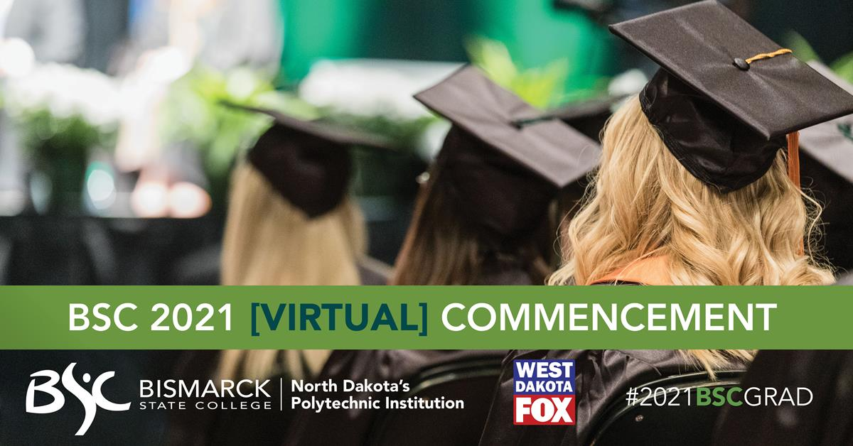 BSC 81st Commencement on West Dakota Fox - image