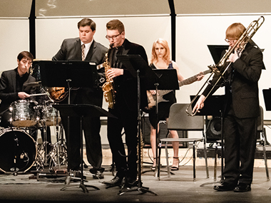 BSC Jazz Ensemble Concert - POSTPONED - image