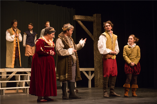 BSC winter theater production runs through Sunday - image