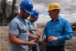 Teachers get up-close view of coal industry - image