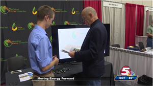 Meridian shows new refinery at Bakken Conference - image
