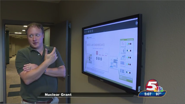 Federal grant powers BSC nuclear program - image
