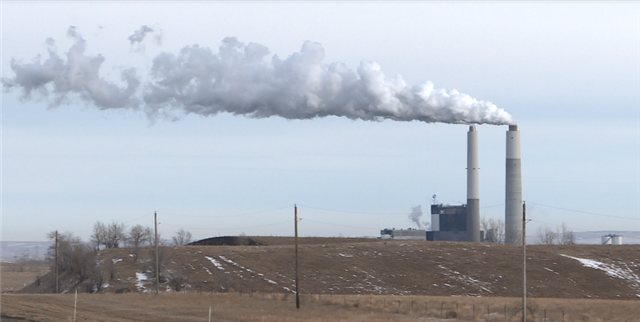 ND scientists test sites to store CO2 - image