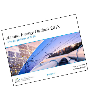 EIA's Annual Energy Outlook 2018 is now available  - image