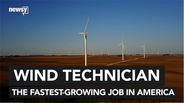 Wind Turbine Technician Is The Fastest-Growing Job In America - image