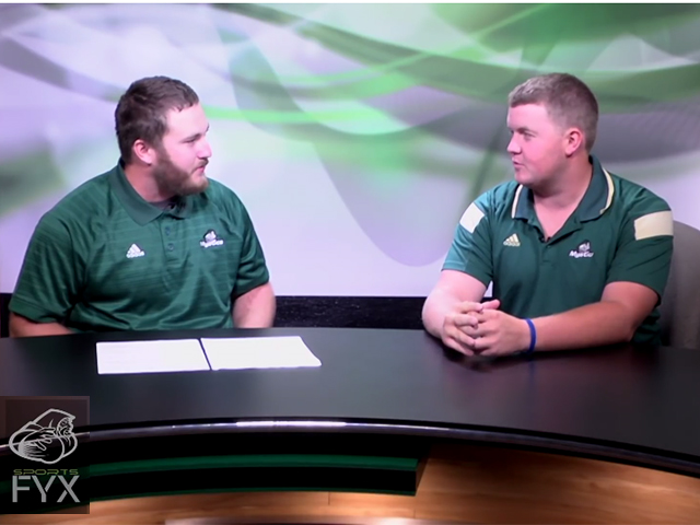 Mass Communications student launches BSC's first sports talk show - image
