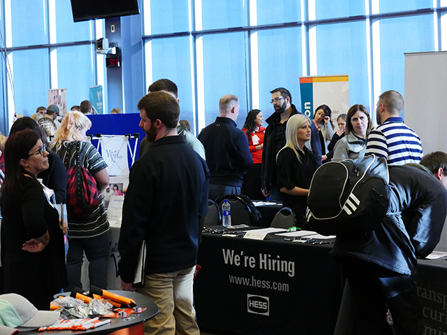 Job fair scheduled on BSC campus - image