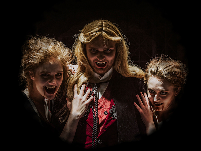"BSC Theatre production sets the stage for Halloween with ""Dracula,"" Oct. 18-21 - image"