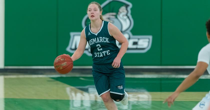 BSC Mystics W & M Basketball vs. United Tribes Technical College - image