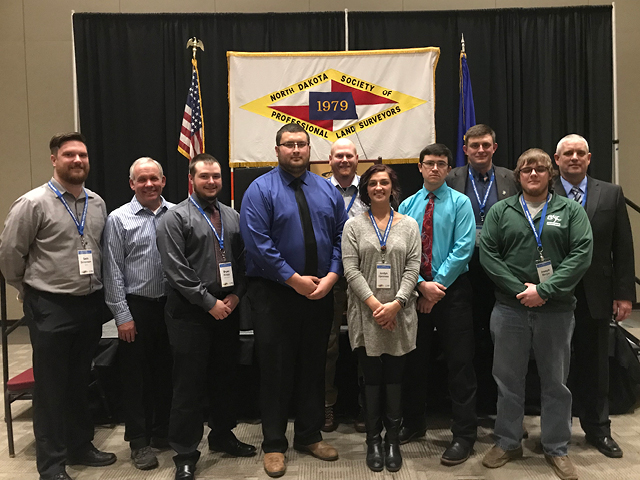 BSC Engineering Tech students attend state convention - image