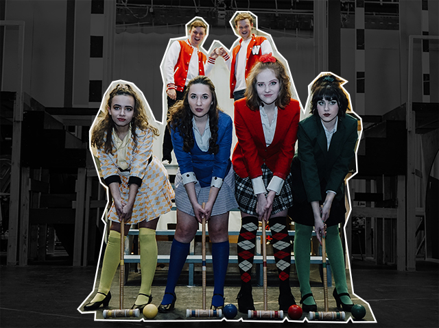 BSC spring musical brings the 80s back to the stage - image