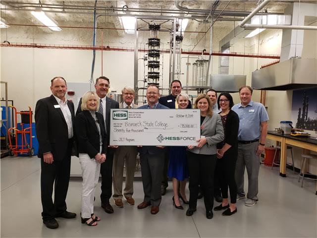 BSC receives donation for JET program  - image