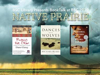 "BookTalk at BSC: ""Dances with Wolves"" - image"