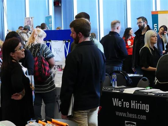 Job Fair set for Feb. 20 at BSC; open to the public - image