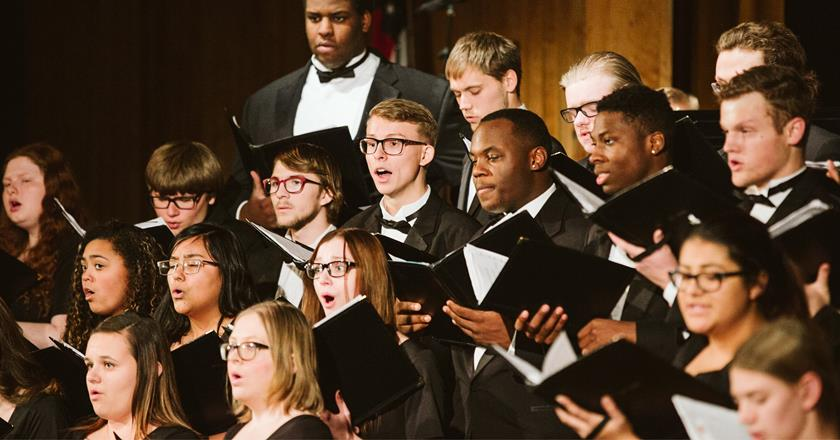 BSC Choir Concert - image