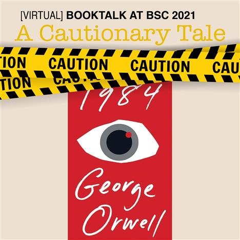 [Virtual] BookTalk at BSC: