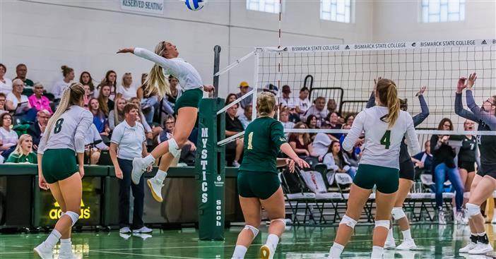 BSC Mystics Volleyball vs. North Dakota State College of Science - image
