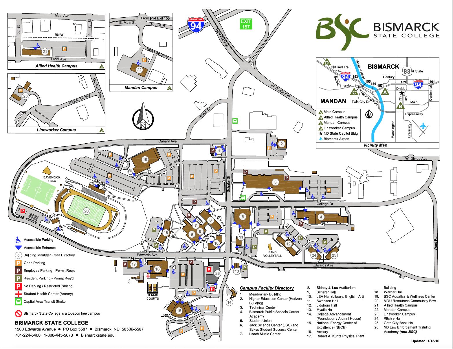 Polk State College Campus Map.Bismarck State College Campus Map Androidplay Store