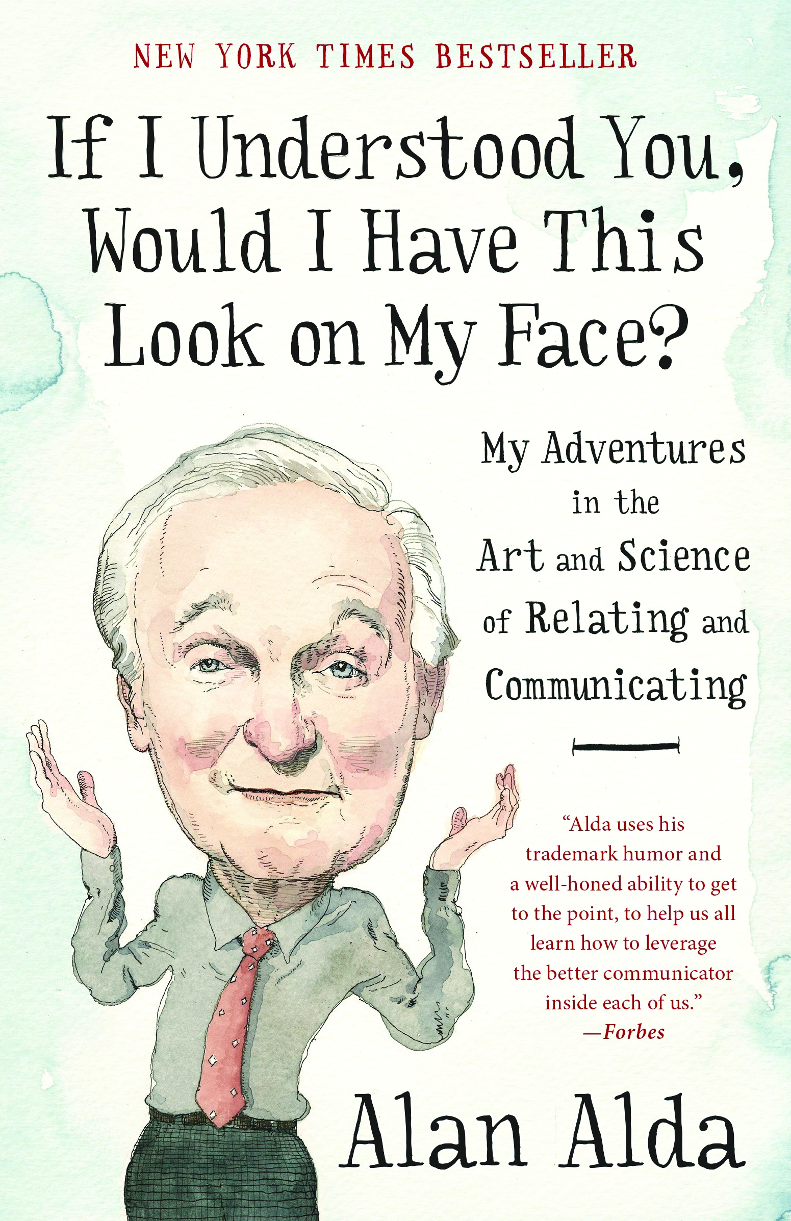 Alan Alda Book