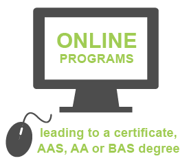 Apply to take ONLINE classes at BSC