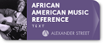 Music Online: African American Music Reference Logo