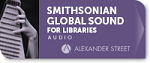 Music Online: Smithsonian Global Sound for Libraries Logo