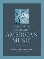 Grove Dictionary of American Music 2nd ed. (Oxford Reference) Logo