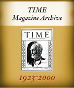 Time Magazine Archive Logo