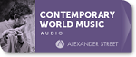 Music Online: Contemporary World Music Logo