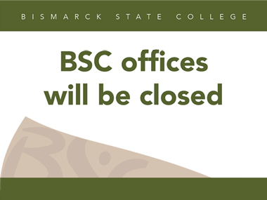 BSC Closed: Memorial Day