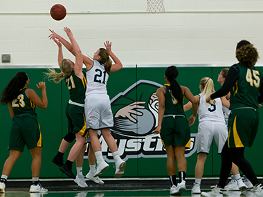 BSC Mystics W & M Basketball vs. Dakota College at Bottineau