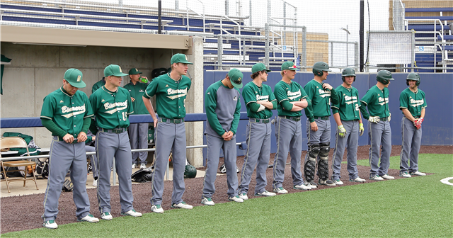 Men's Baseball vs. Lake Region State College