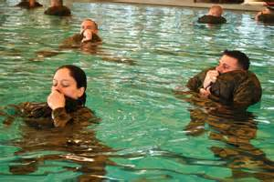BSC offers water survival training