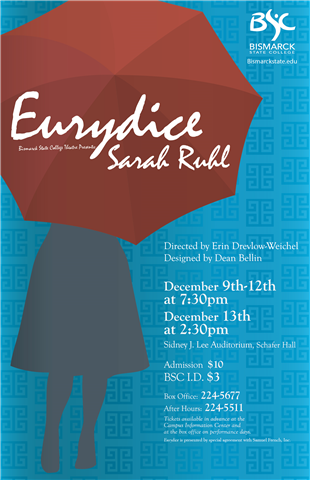 BSC retells Greek myth with 'Eurydice' play