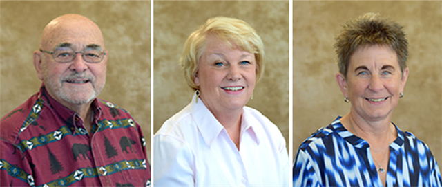 BSC employees honored for years of service