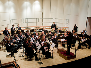 BSC Wind Ensemble performs Nov. 9