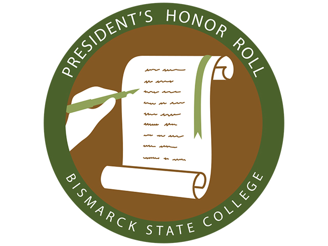 BSC announces President's 4.00 Honor Roll for Fall 2015