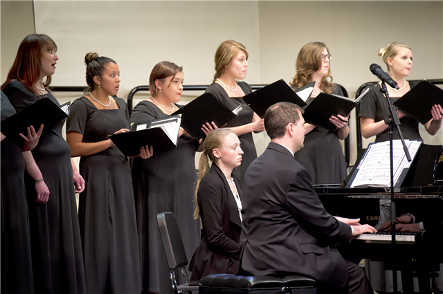 BSC hosts choir festival and Saturday concert