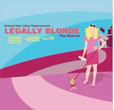 BSC musical 'Legally Blonde' opens April 6