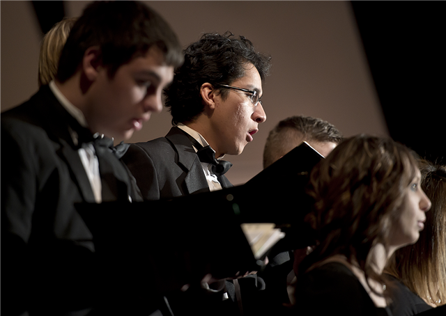 Choral concert set for April 15 at BSC