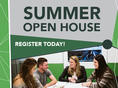 BSC Admissions Summer Open House
