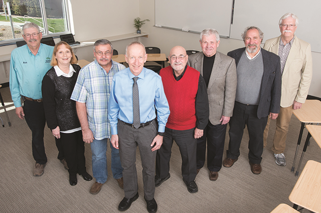 Retirement begins for 13 BSC employees | Bismarck State College