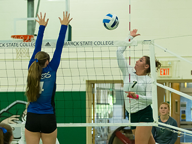 BSC Mystics Volleyball vs. Dakota College at Bottineau