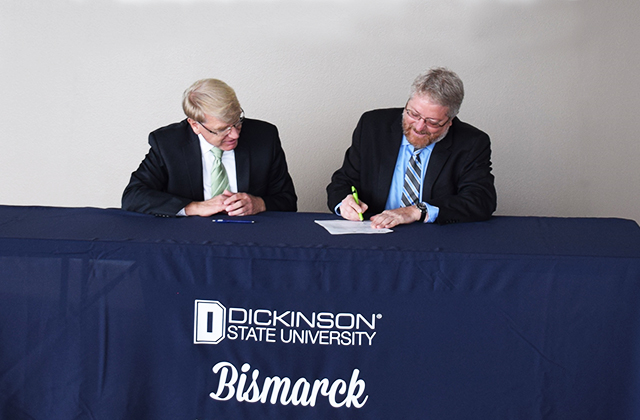 BSC and DSU solidify student benefits with new MOU