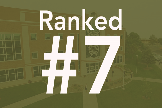 U.S. News ranks BSC in top Midwest Regional Colleges