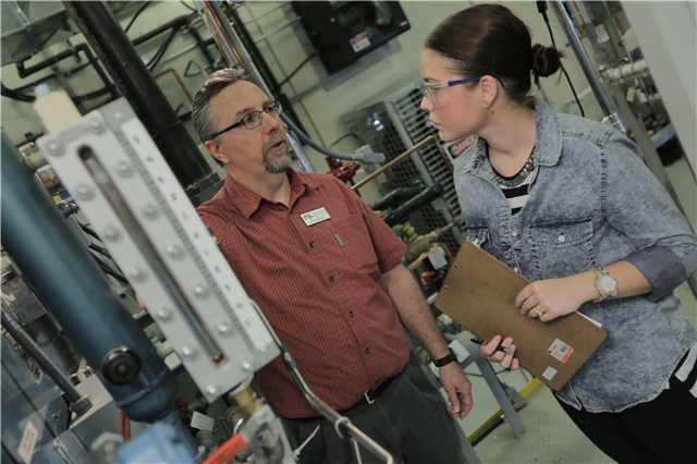 Bismarck State College's Power Plant Technology program celebrates 40 years