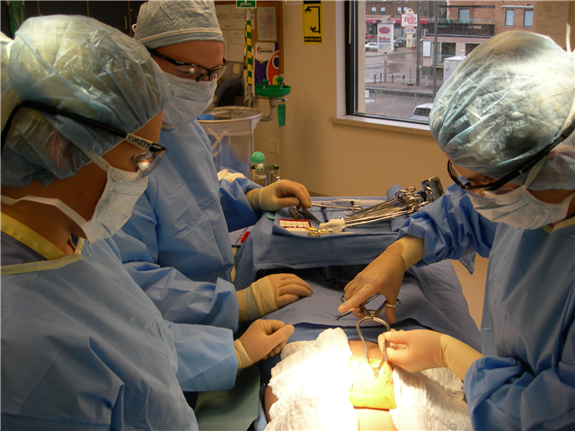 BSC surgical tech program achieves 100% pass rate