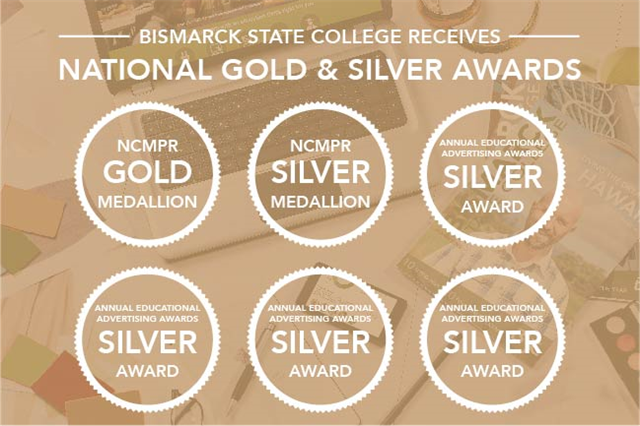 BSC creative team brings home gold and silver in national competitions