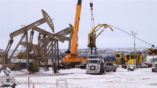 ND oil production up 4 percent in January