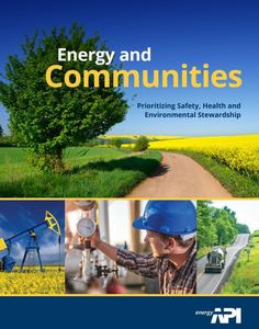 Report highlights how oil and gas industry benefits communities